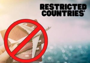 restricted countries